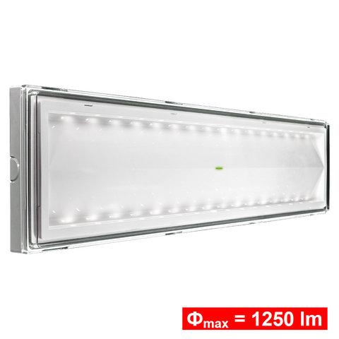 Светильник аварийный эвакуационный на светодиодах для освещения открытых пространств Ticinque LED IP65 Beghelli – общий вид