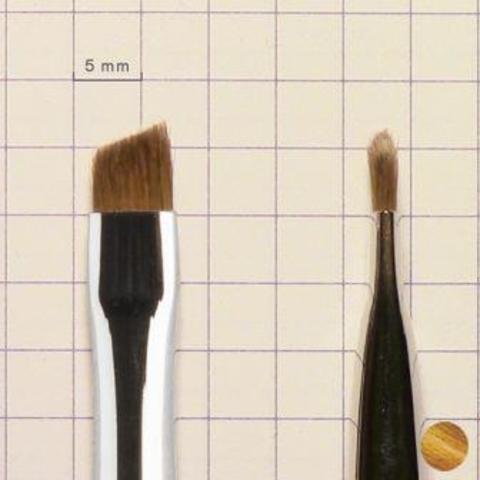Кисть для макияжа бровей №6 (101971006)