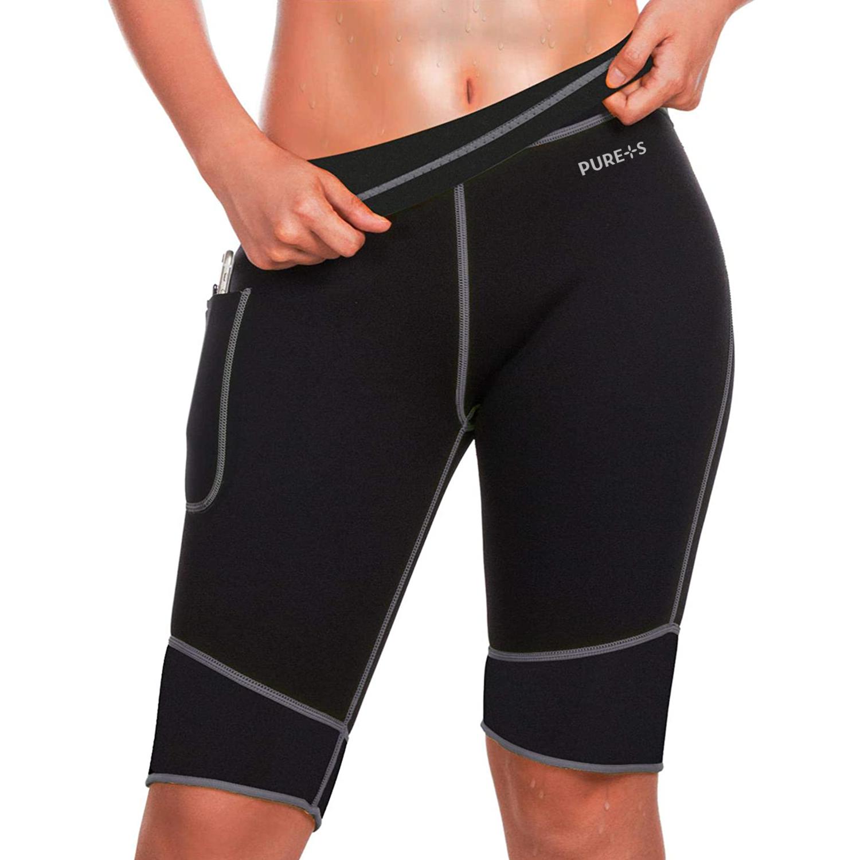Неопреновые шорты для похудения, Sauna leggings PURE+S