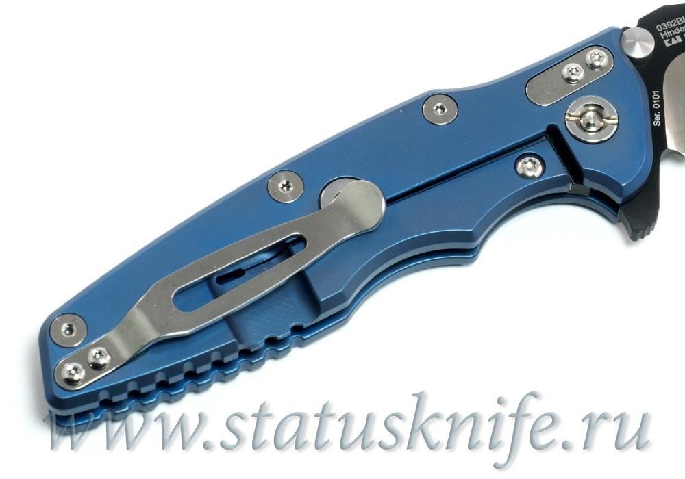 Нож Zero Tolerance 0392BLUBOWIE Rick Hinderer Limited Edition - фотография