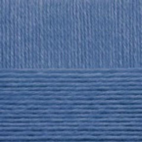 Купить Пряжа Пехорка Детский каприз Код цвета 100-Корол. синий | Интернет-магазин пряжи «Пряха»