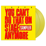 Frank Zappa / You Can't Do That On Stage Anymore (Sampler)(Coloured Vinyl)(2LP)