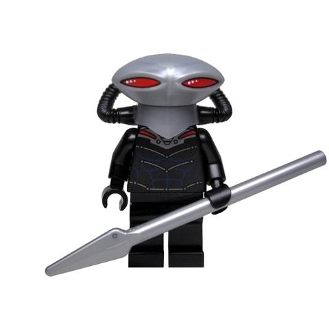 LEGO Super Heroes: Глубоководная атака Черного Манта 76027 — Black Manta Deep Sea Strike — Лего Супергерои ДиСи