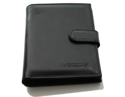 Портмоне для автодокументов Mazda Smoot Leather Vertical Wallet