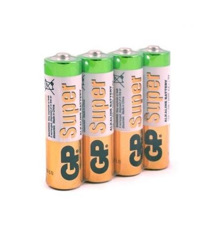 Батарейки GP Alkaline LR6, AA (копия) (15A-S2)