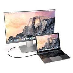 Провод  Satechi USB-C to HDMI 4K  1,8 м, серый космос