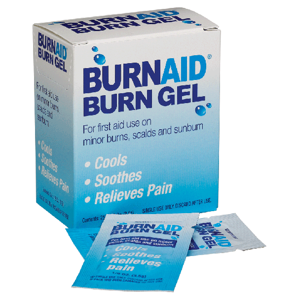 Средство от ожогов BurnAid (противоожоговое) (коробка 25шт)