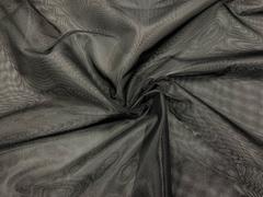Сетка корсетная черная средне-мягкая 20*35 см