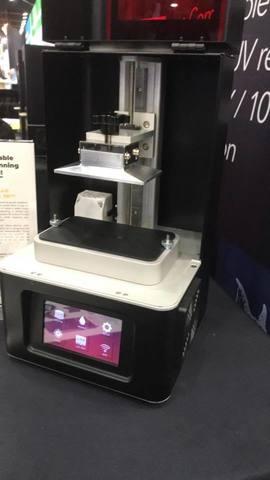 3D-принтер Phrozen Shuffle 4K