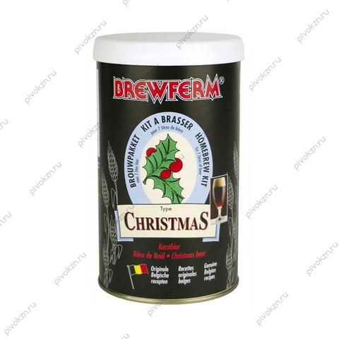 Солодовый экстракт Brewferm CHRISTMAS 1,5 кг