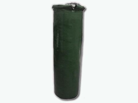 Мешок боксерский цилиндр 55 кг (Р). Наполнитель: резиновая крошка
