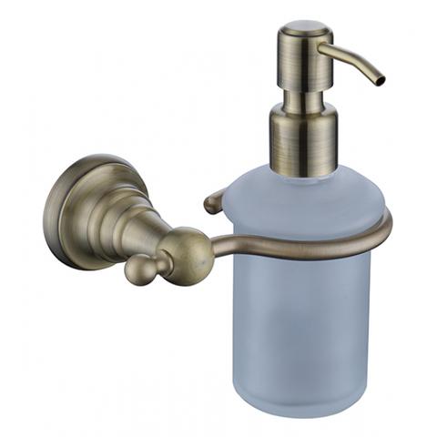 Дозатор для жидкого мыла настенный Kaiser Arno BR KH-4210