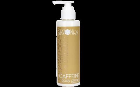 Крем для тела CAFFEINE | 200 мл | Savonry