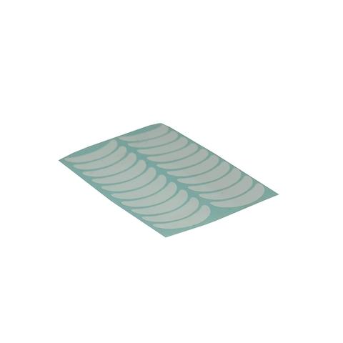 Виниловые наклейки для наращивания ресниц