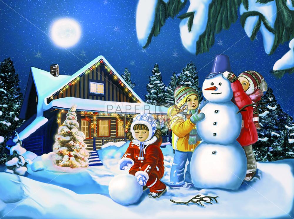 Папертоль Зимние каникулы – главное фото