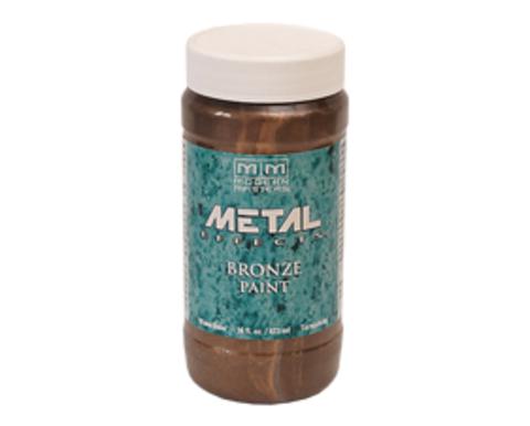 Modern Masters Metal effects bronze paint система покрытий для получения эффекта голубой патины
