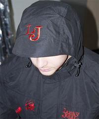Куртка дождевая Lucky John (M)