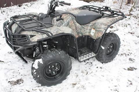 Боковая защита Yamaha Grizzly 700