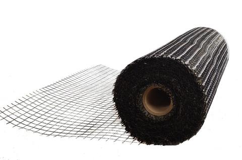 Сетка строительная 1х50м базальтовая яч.25х25мм рул.