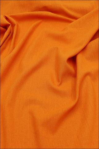 Оранж, хлопок-лен