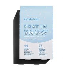 Patchology Увлажняющий набор для рук и ног Best in Snow: Hand & Foot Moisturizing Kit