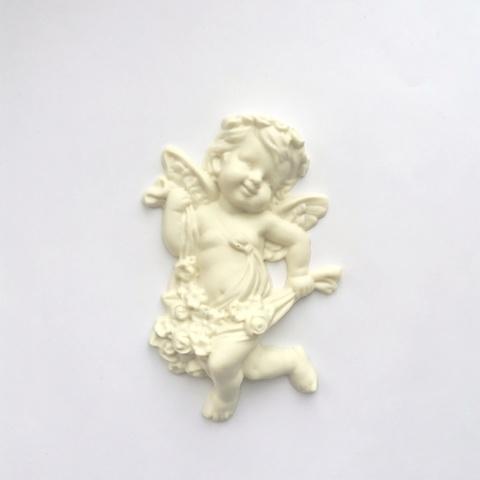 Отливка Ангел левый 10,5х6см., ОТЛ-РО-966, пластик