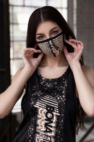 маска Bona fide 111223snake