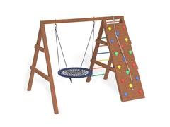 Детская игровая площадка «ЭВЕРЕСТ М»