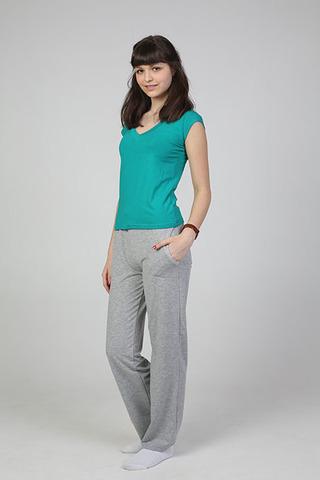Выкройка женских спортивных брюк
