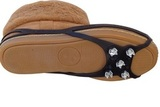 Ледоходы улучшенные на 5 шипах-звездочках с плотной посадкой на любой обуви