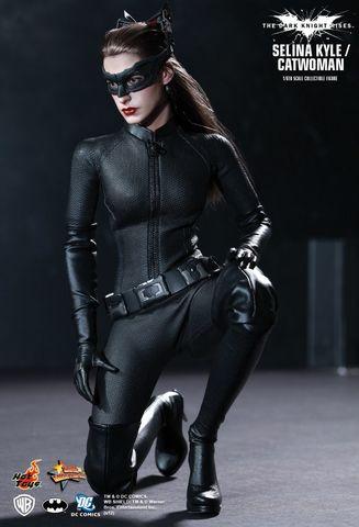 The Dark Knight Rises Catwoman