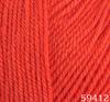 Пряжа Himalaya DOLCE MERINO 59412 (коралловый)