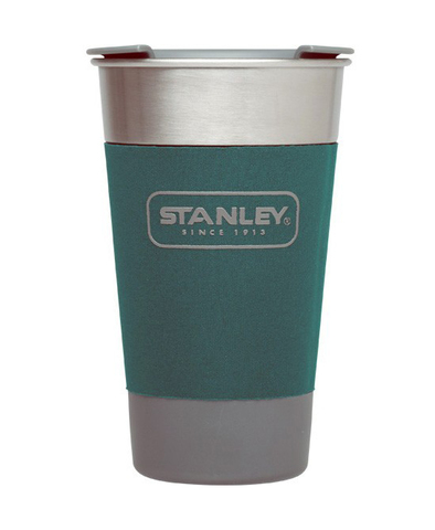 Термокружка-пинта Stanley Adventure (0,47 литра), зеленая