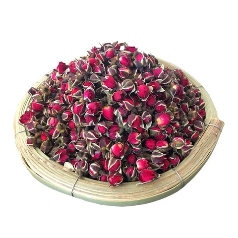 Роза чайная сушеная (десертная) - бутоны