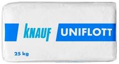Шпаклёвка Knauf Унифлот гипсовая для швов, 25 кг