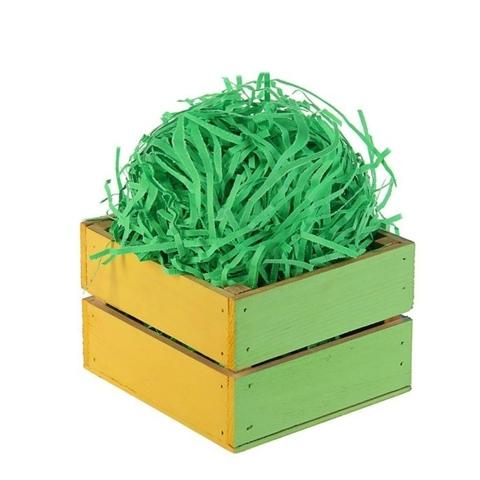 Наполнитель бумажный Зеленый, 50г.
