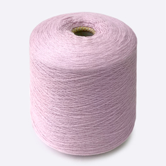 Нежно-розовый / Cashmere / 2/28 / 1400 м / Cariaggi / 100% Кашемир