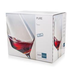 Набор бокалов для красного вина «Pure», 540 мл, фото 3