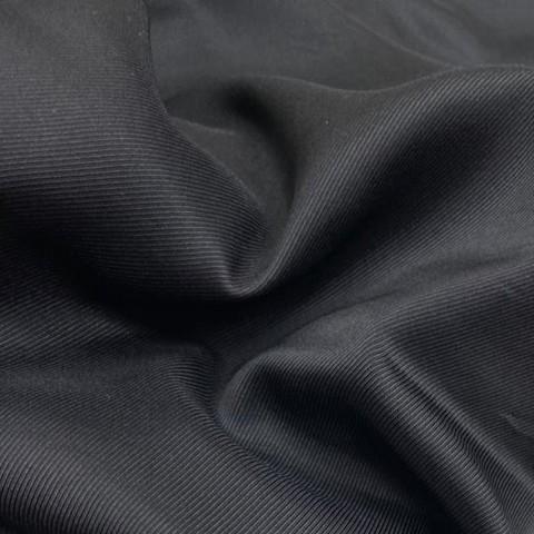 Ткань подкладочная вискоза черный 3364