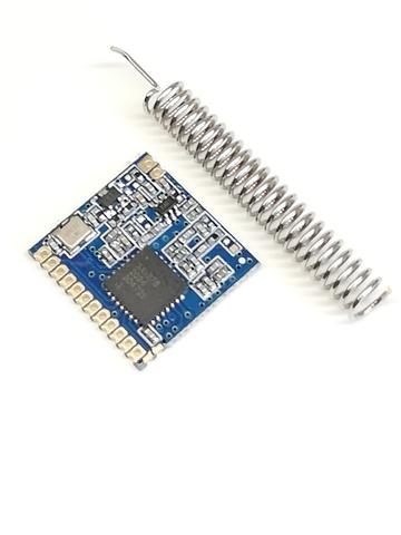 Радиочастотный беспроводный модуль 433 МГц LoRa DRF1278F (SX1278)