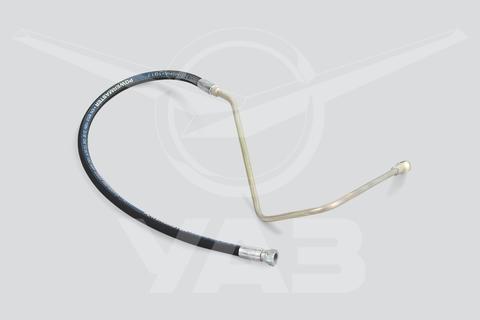 шланг высокого давления ГУРа УАЗ 2206 и мод. дв.409 (гайка-обойма)