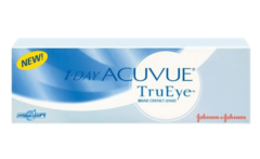 Johnson & Johnson - 1-DAY Acuvue TruEye