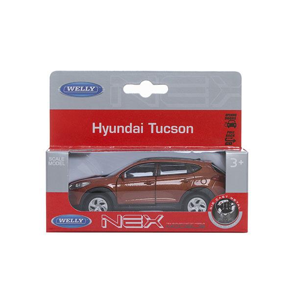 Машинка-игрушка Hundai Tucson