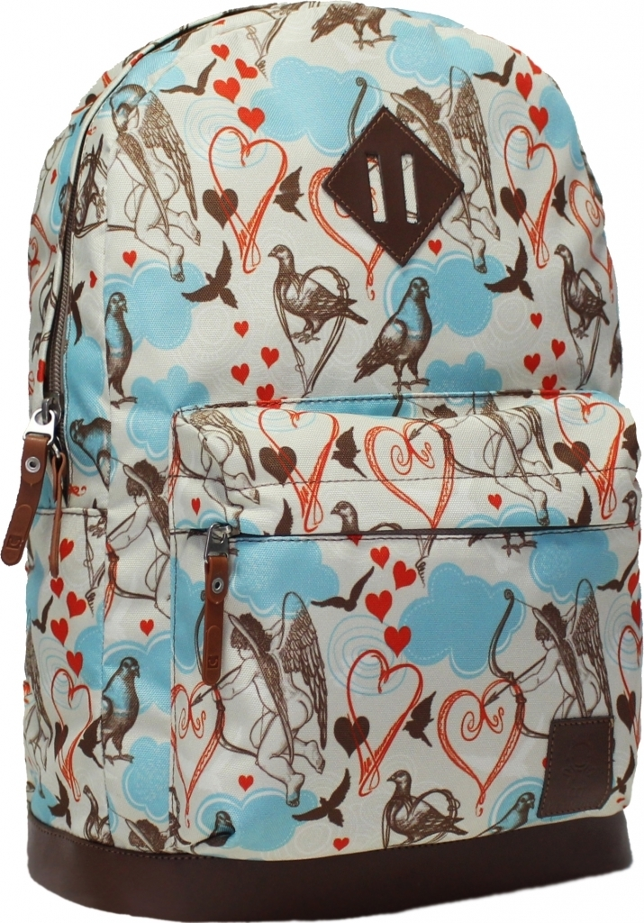 Городские рюкзаки Рюкзак Bagland Молодежный 17 л. сублимация (голуби) (005336640) 13c078fc2cab9512c84bbb9a65657b4a.jpg