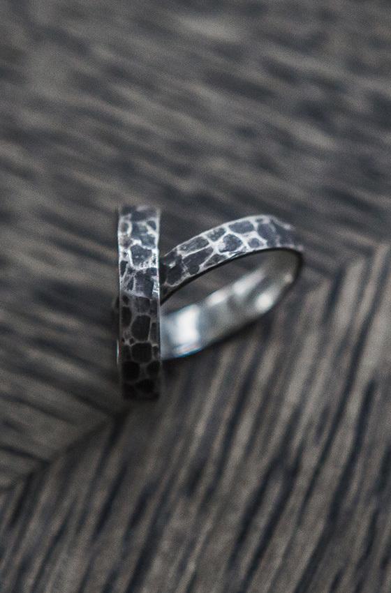 Кольцо «Кованое»