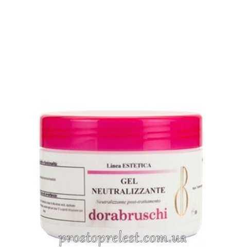 Dorabruschi estetica gel neutralizzante - Гель, нейтрализующий гликолевую кислоту, линия Estetica viso