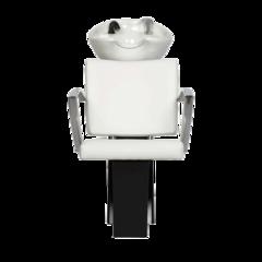 Парикмахерская мойка МД-04 с креслом Памела