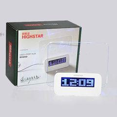 Часы электронные Highstar HSD1140A Led c панелью для рисования