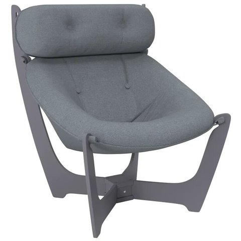 Кресло для отдыха Комфорт Модель 11 маренго/Montana 804