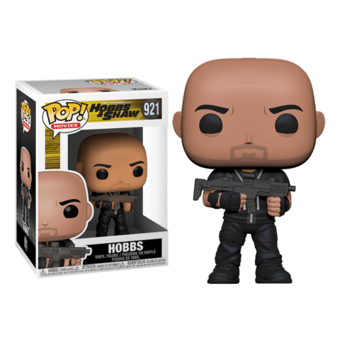Hobbs (Fast and Furious) Funko Pop! Vinyl Figure || Люк Хоббс (Форсаж)